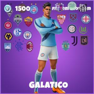 Galatico Fortnite Skin