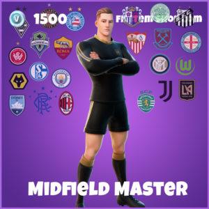 Midfield Master Fortnite Skin