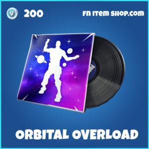 Orbital Overload fortnite music pack