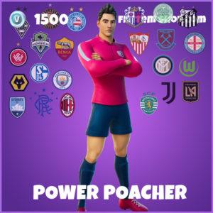 Power Poacher Fortnite Skin