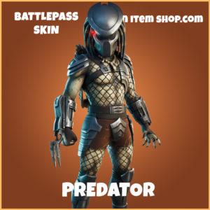 Predator Fortnite Skin