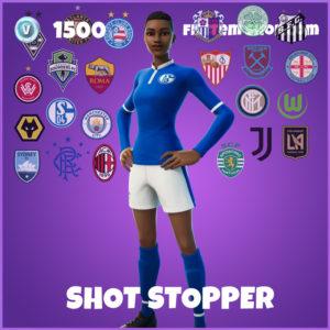 Shot Stopper Fortnite Skin