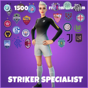Striker Specialist Fortnite Skin
