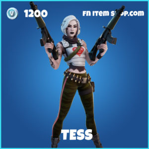 Tess Fortnite Skin