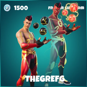 TheGrefg Fortnite Skin