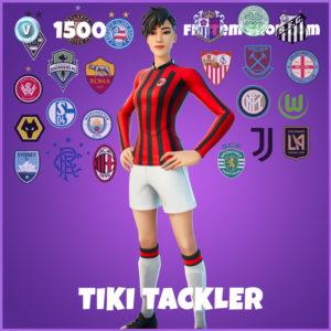 Tiki Tackler Fortnite Skin
