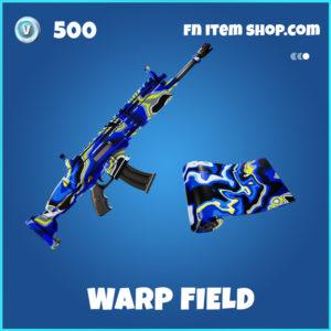 Warp Field fortnite wrap