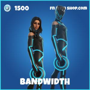 Bandwidth Tron Legacy Fortnite Skin