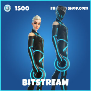 Bitstream Tron Legacy Fortnite Skin