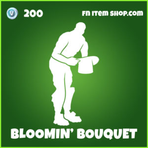 Bloomin' Bouquet Fortnite Emote