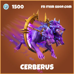Cerberus Legendary Fortnite Glider