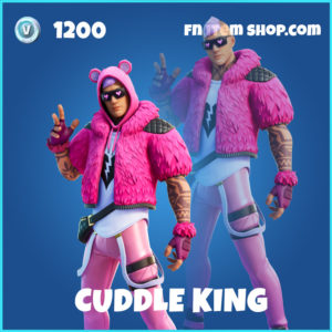 Cuddle King Fortnite Skin