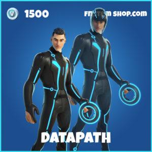 Datapath Tron Legacy Fortnite Skin