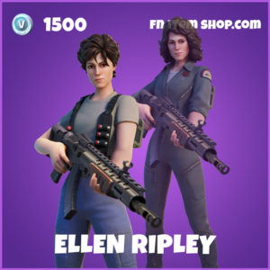 Ellen Ripley Fortnite Skin