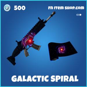 Galactic Spiral Fortnite Wrap