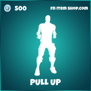 Pull Up fortnite emote