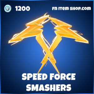 Speed Force Slashers Fortnite The Flash pickaxe