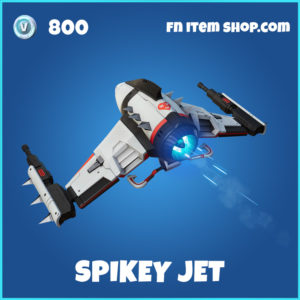 Spikey Jet Fortnite Glider