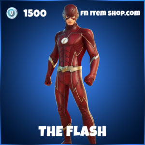 The Flash fortnite skin