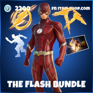 The Flash Bundle Fortnite