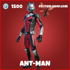 Ant-Man Fortnite SKin