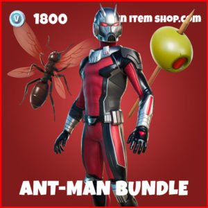 Ant-Man Bundle Fortnite