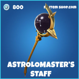 Astrolomaster's Staff Fortnite Harvesting Tool