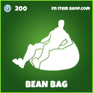 Bean Bag Fortnite Emote