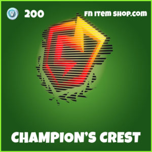 Champion's Crest Fortnite Backpack
