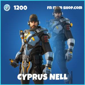 Cyprus Nell Fortnite Skin