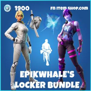 Epikwhale's Fortnite Bundle