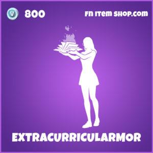 Extracurricularmor Fortnite Emote
