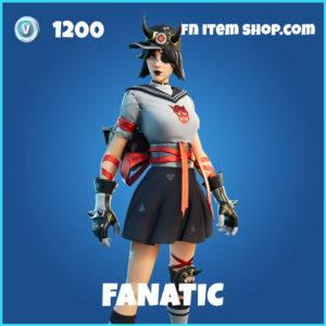 Fanatic Fortnite Skin