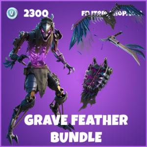Grave Feather Fortnite Bundle