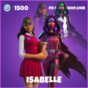 Isabelle Fortnite Skin