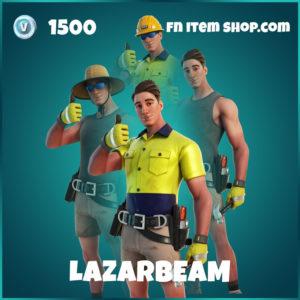 Lazarbeam Fortnite Skin