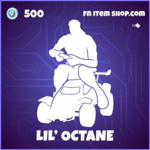 Lil' Octane Rocket League fornite emote