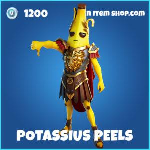 Potassius Peels Fortnite Skin
