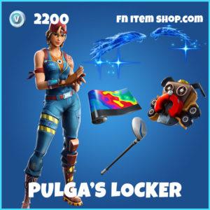 Pulga's Locker Fortnite Bundle