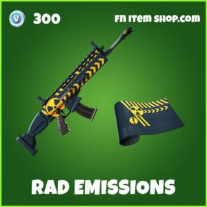 Rad Emissions Fortnite Wrap