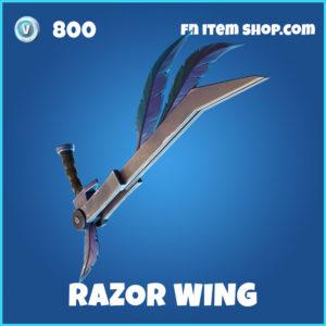 Razor Wing rare Fortnite Harvesting Tool