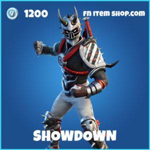 Showdown Fortnite Skin