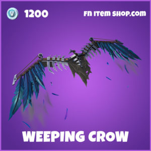 Weeping Crow Fortnite Glider
