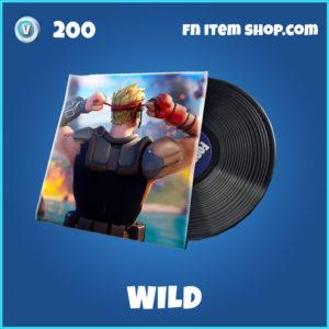 Wild Fortnite Music
