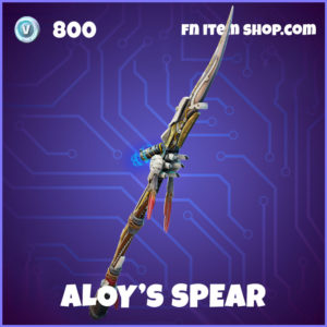 Aloy's SPear Fortnite pickaxe