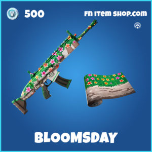 Bloomsday Fortnite Wrap
