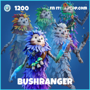 Bushranger fortnite skin