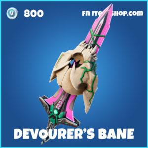 Devourer's Bane Fortnite Pickaxe