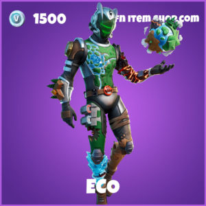 Eco Fortnite Skin