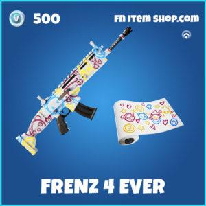 Frenz 4 Ever Fortnite Wrap